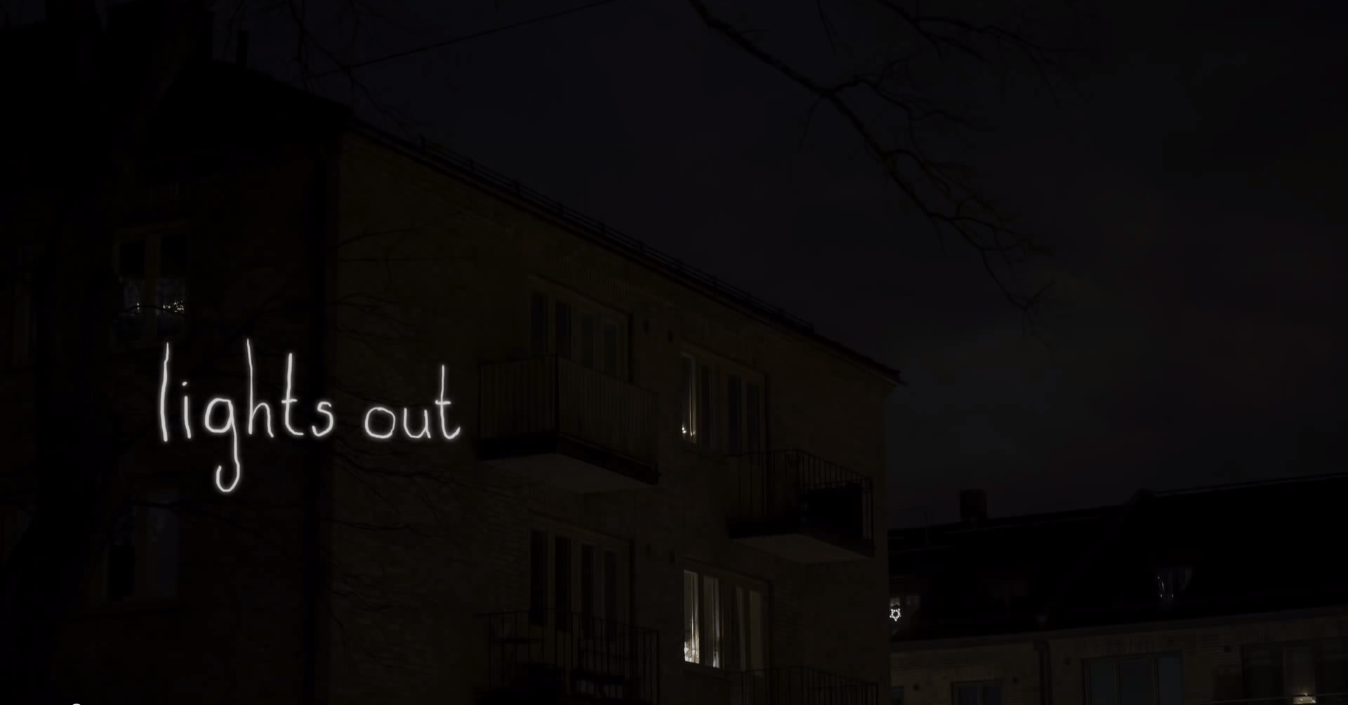 What S In The Shadows In The Horror Short Quot Lights Out Quot